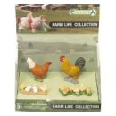 CollectA Chicken & Chicks