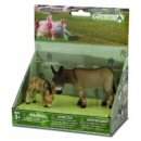 CollectA Donkey & Foal