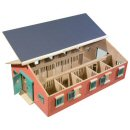 Kids Globe 1:32 Wooden Horse Stable
