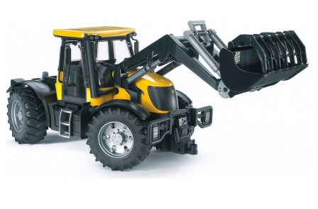 Bruder (03031) JCB Fastrac 3220 with Frontloader in 1:16th Scale