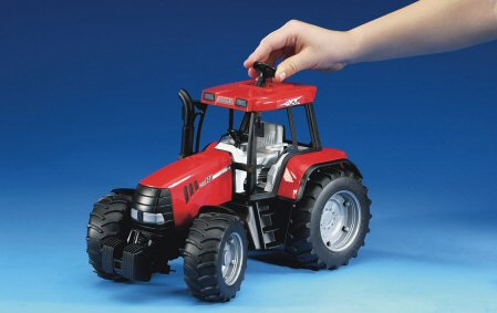 Bruder farm toys: Size restrictions apply