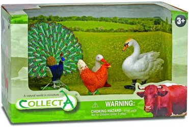 Collecta box set in open window or find them individually