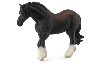 Collecta Shire horse, standing