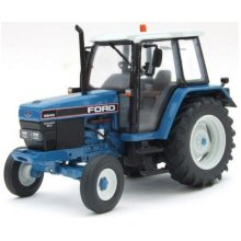 New Holland model tractor
