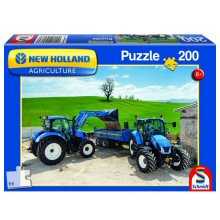 New Holland Merchandise and gifts includes this jigsaw puzzle