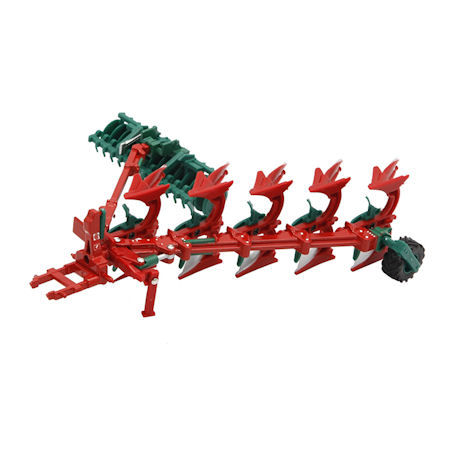 Britains 43049 - Kverneland Reversible Plough and Pakomat