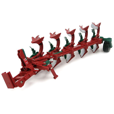 Britains 43081 - Big Farm Kverneland Plough