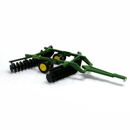 Britains 45060 - Big Farm John Deere Disc Harrow