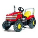 X Tractor large pedal toy tractor for older kids